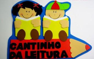 mural plaquinha escolar cantinho leitura alunos aducacao infantil (1)