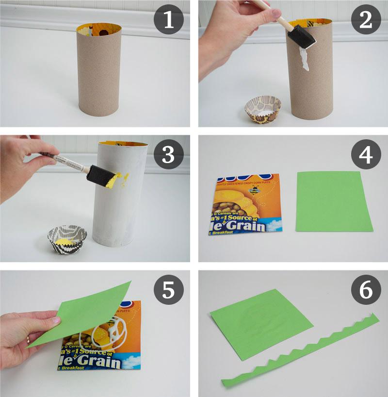 como fazer leaozinho caixa de cereal papel atividade alunos sala de aula educacao infantil reciclagem (2)