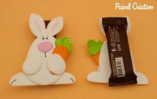 lembrancinha pascoa barata coelhinho eva chocolate criancas amigos (2)