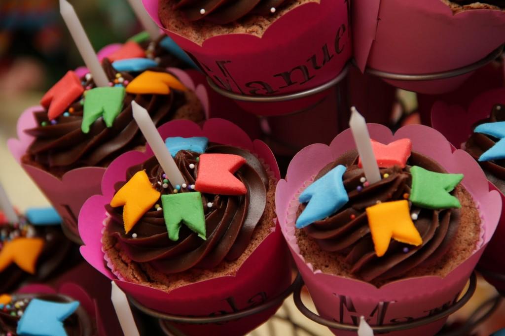 10 ideias decoracao festa junina anivesario festinha escola em casa cupcake junino(5)