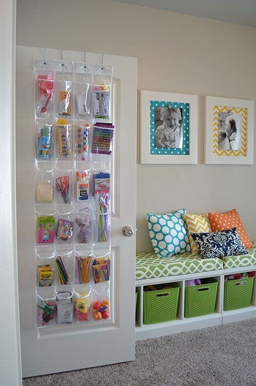 12 ideias truques organizacao casa sapateira organizar quarto crianca (10)