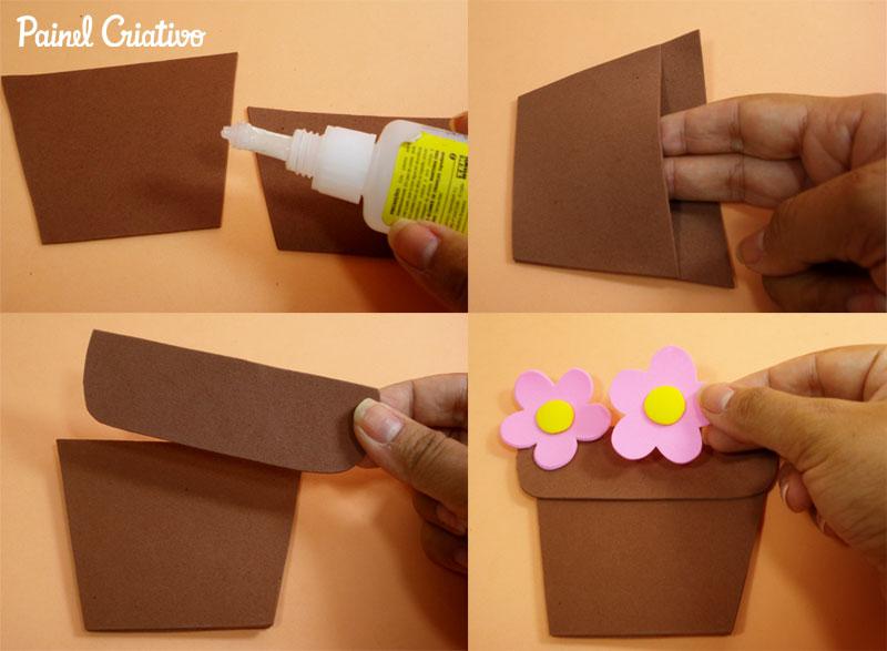 como fazer vasinho flores lembrancinha dia das maes eva escola aniversario (2)