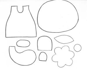 como fazer capa caderno eva ursinho presentear meninas vender escola lembrancinha (3)