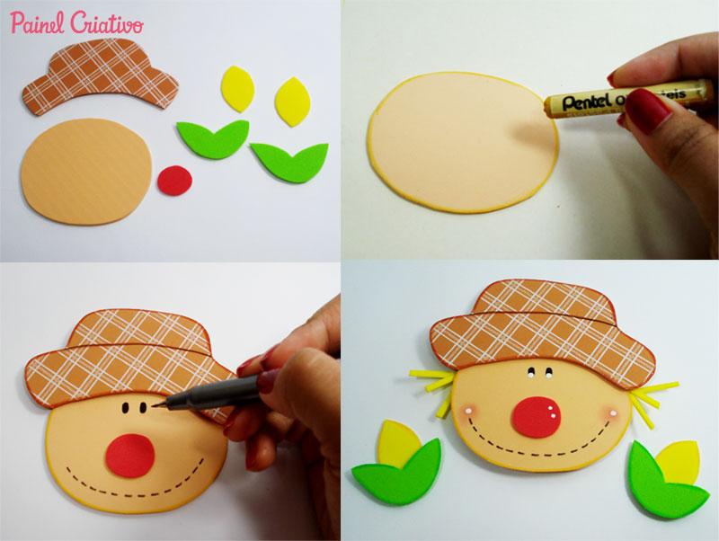 como fazer lembracinha festa junina eva mini caixote espantalho porta guloseimas escola decoracao junina enfeite mesa (2)