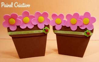 como fazer vasinho flores lembrancinha dia das maes eva escola aniversario (6)