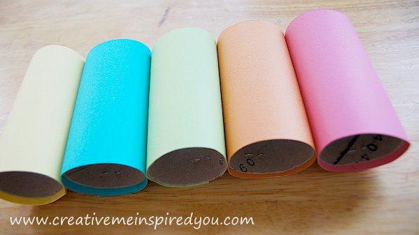 passo a passo reciclagem borboletinha rolinho papel higienico sobras papel colorido atividade sala de aula criancas (2)