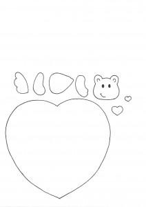 passo a passo ursinho em eva decoracao lembrancinha dia dos namorados (2)