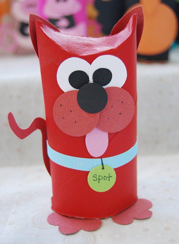 como fazer bichinhos rolinho papel higienico reciclagem sala de aula criancas brinquedo reciclado (8)