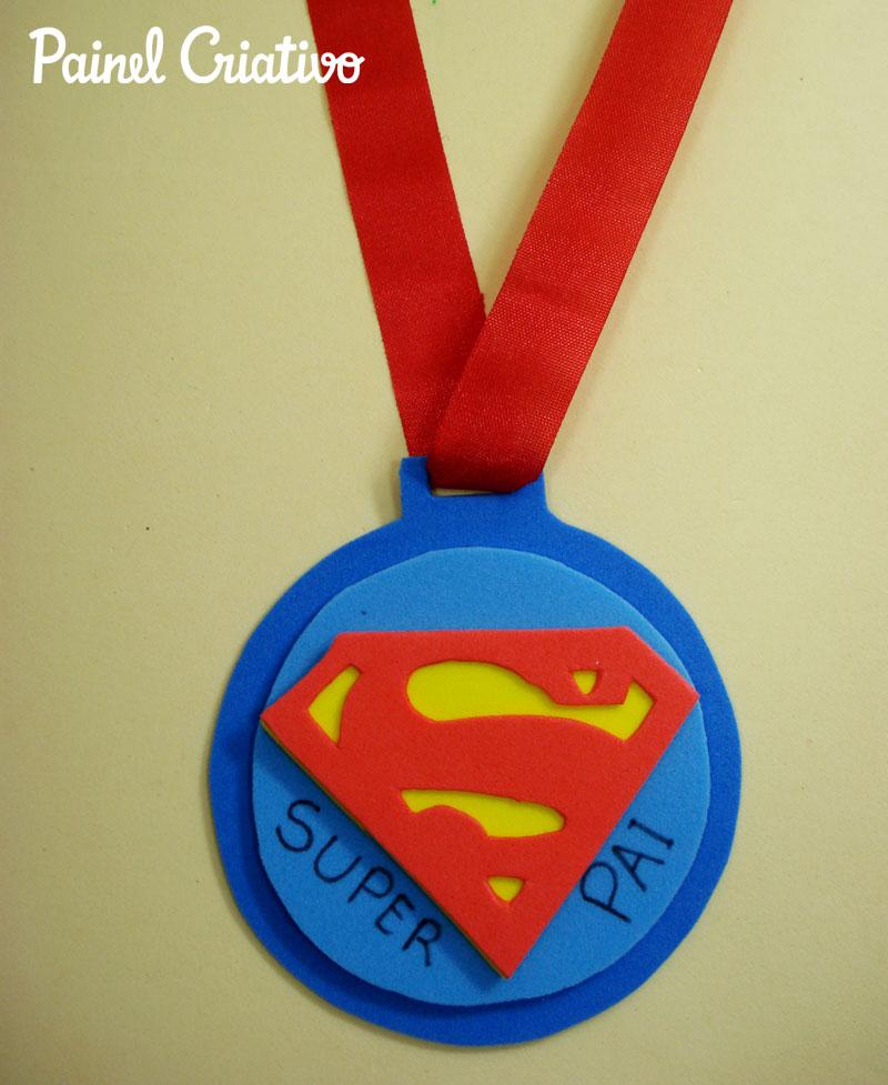 como lembrancinha dia dos pais medalha em eva escola (4)
