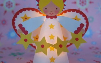 modelos enfeites decoaracao casa ceia natal anjo (1)