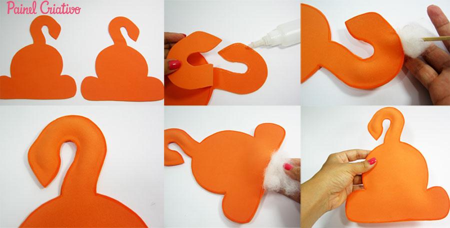 como fazer lembrancinha EVA caixinha de leite dia das criancas aniversario infantil porta guloseima leaozinho safari  (16)