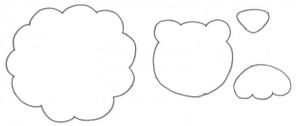como fazer lembrancinha EVA caixinha de leite dia das criancas aniversario infantil porta guloseima leaozinho safari  (19)