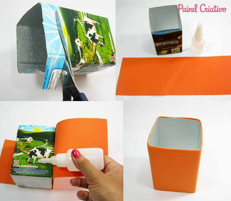 como fazer lembrancinha EVA caixinha de leite dia das criancas aniversario infantil porta guloseima leaozinho safari (2)