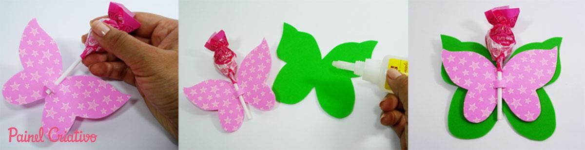 como fazer lembrncinha EVA borboletinha porta pirulito dia das criancas volta as aulas festa aniversario infantil (6)