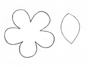 molde modelo lembrancinha professores dia das maes EVA flor caneta