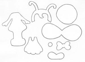 como fazer lembrancinha aniversario joaninha porta guloseimas EVA latinha (2)
