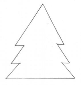 como fazer mini arvore de natal decoracao casa mesa trabalho escola lembrancinha natalina feltro (5)