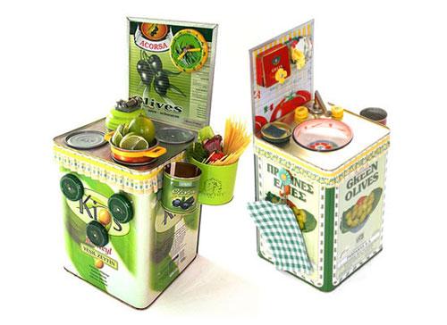 brinquedo reciclado feito em casa fogaozinho meninas
