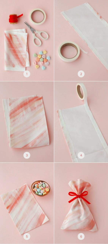 como fazer sacolina tecido em costura lembrancinha aniversario 2