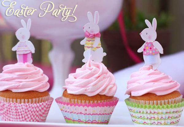 10 ideias decoracao pascoa casa enfeites coelhinho comidinhas cupcake 2