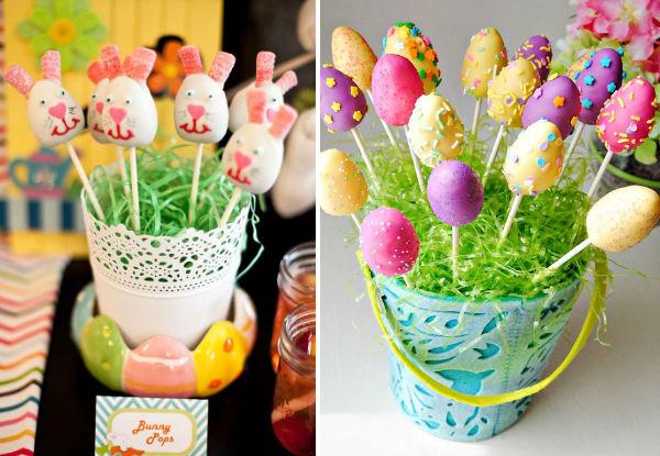 10 ideias decoracao pascoa casa enfeites coelhinho comidinhas cupcake 4