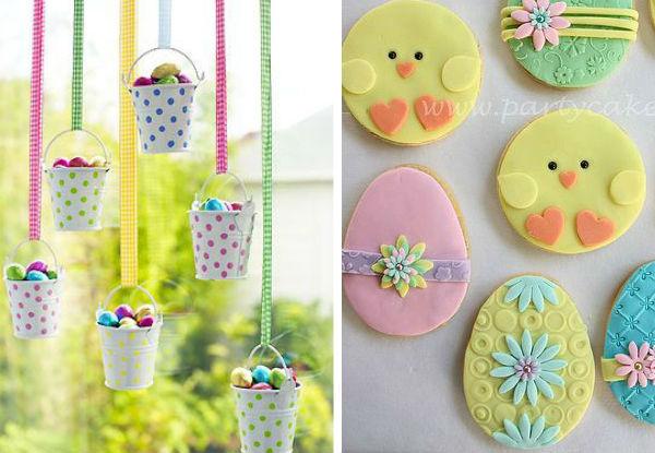 10 ideias decoracao pascoa casa enfeites coelhinho comidinhas cupcake 6