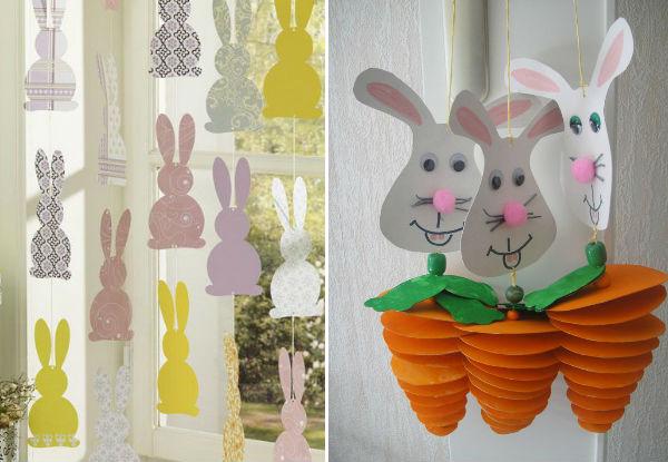 10 ideias decoracao pascoa casa enfeites coelhinho comidinhas cupcake 8