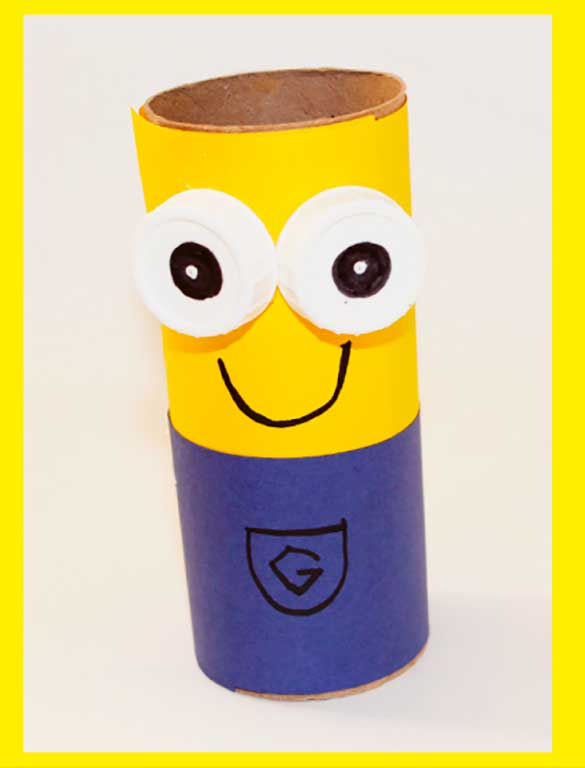 10 ideias reciclar rolinho papel higienico artesanato bonequinhos brinquedos reciclados criancas10
