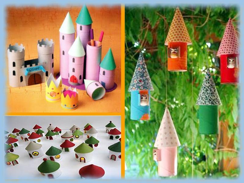 10 ideias reciclar rolinho papel higienico artesanato bonequinhos brinquedos reciclados criancas4