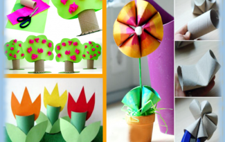 10 ideias reciclar rolinho papel higienico artesanato bonequinhos brinquedos reciclados criancas5