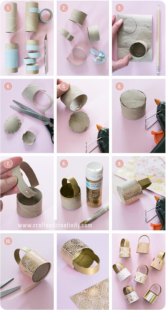 como fazer lembrancinha pascoa rolinhos papel higienico bombons ovinhos 3