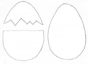 como fazer ovo pascoa com EVA lembrancinha vender presentear criancas1