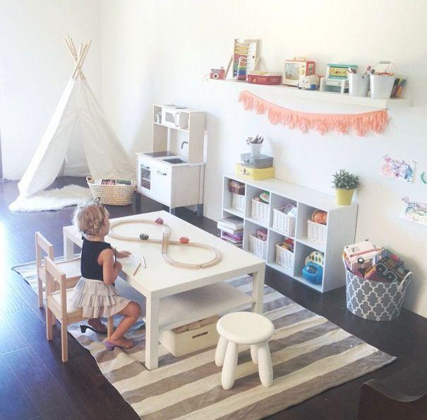 modelos brinquedoteca crianca cantinho leitura quarto decoracao 1