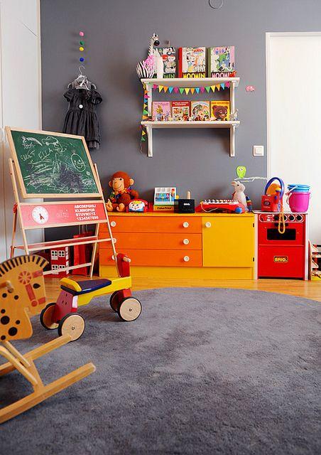 modelos brinquedoteca crianca cantinho leitura quarto decoracao 2