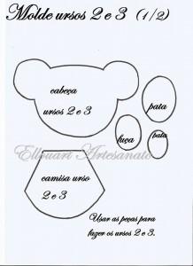 ursinhos eva3