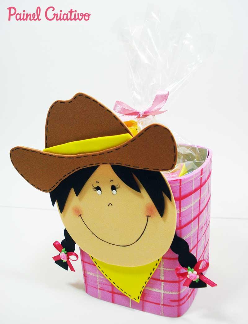 faca voce mesmo lembrancinha festa junina caixinha de leite eva menino menina caipira 2