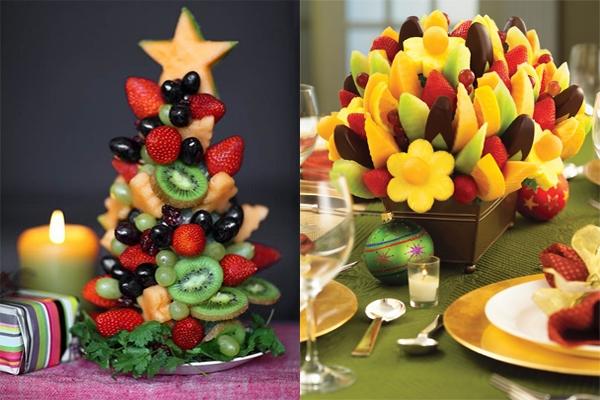 10 ideias criativas decoracao mesa natal casa ceia natalina 11