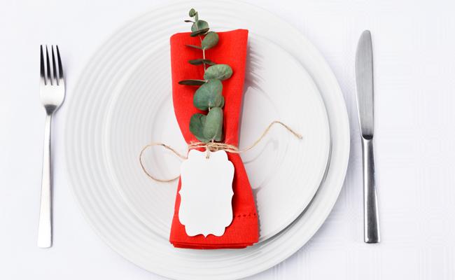 10 ideias criativas decoracao mesa natal casa ceia natalina 3