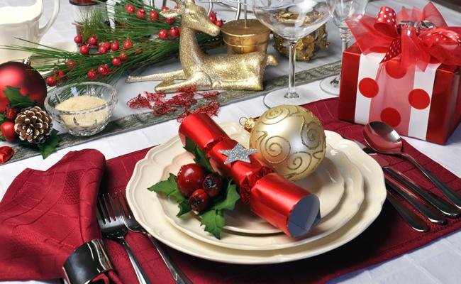 10 ideias criativas decoracao mesa natal casa ceia natalina 4