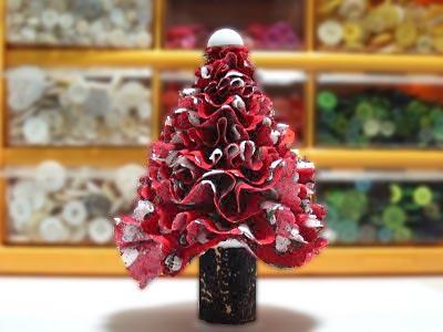 8 ideias criativas mini arvore natal decoracao casa artesanato painel criativo 4