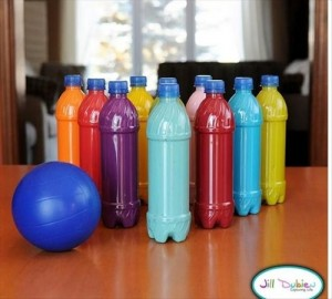 brinquedos reciclados garrafa pet criancas artes escola artesanato painel criativo 4
