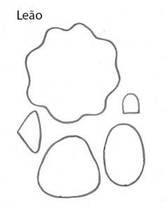como fazer dedoche animais EVA girafa vaquinha macaco leao galinha contar historias infantil criancas 5