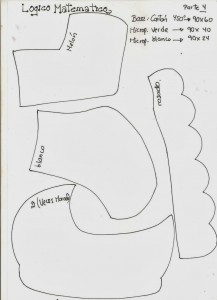 decoracao sala de aula painel menininha numeros EVA escola educacao infantil (6)