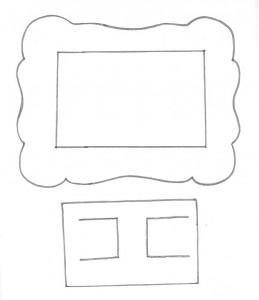 modelo porta retrato borboletinha EVA decoracao quarto menina artesanato painel criativo (6)