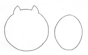 como fazer capa caderno decorado corujinha meninas escola artesanato painel criativo 1