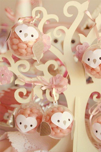 ideias criativas festa aniversario cha de bebe corujinha meninas docinhos lembrancinhas personalizados 5