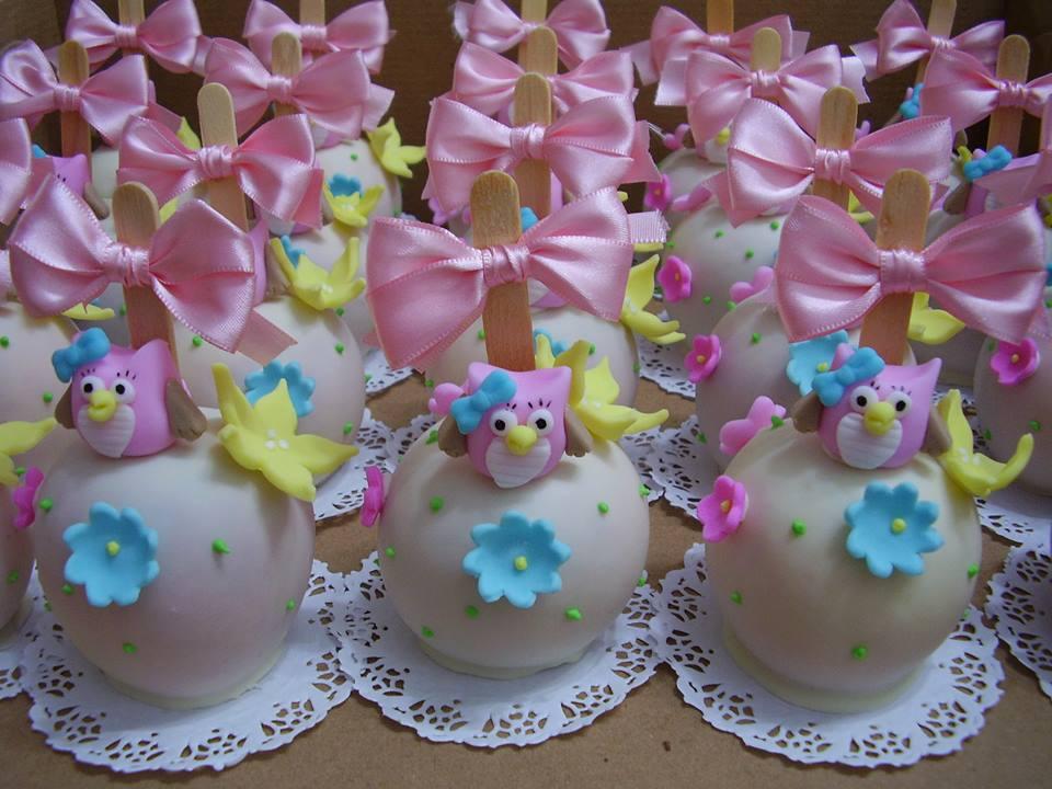 ideias criativas festa aniversario cha de bebe corujinha meninas docinhos lembrancinhas personalizados 9