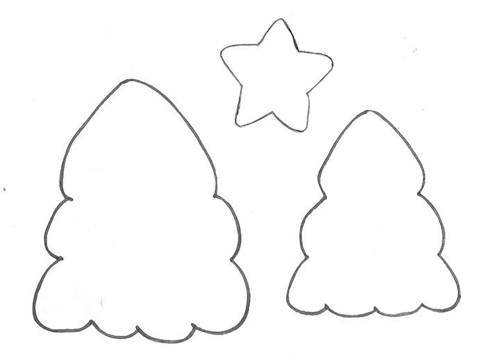 como fazer lembrancinha natal EVA mini arvore natal porta guloseimas criancas artesanato  5