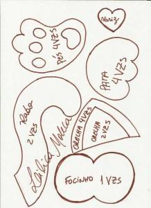 molde gatinho eva lembrancinha capa de caderno paineis eva 1
