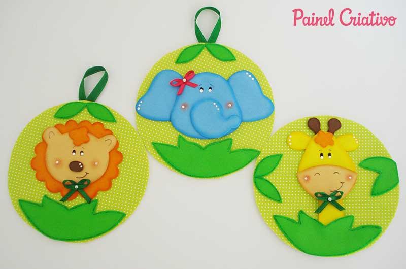 modelo quadrinho maternidade decoracao quarto bebe safari meninos5